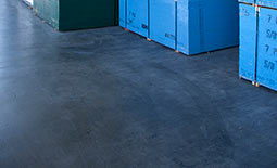 Inddor concrete floors reinforcement - Danish Fibres