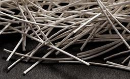 Macro Fibres, concrete reinforcement, polypropylene