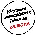 Allgemeine bauaufsichtliche Zulassung (abZ) – German national construction approval