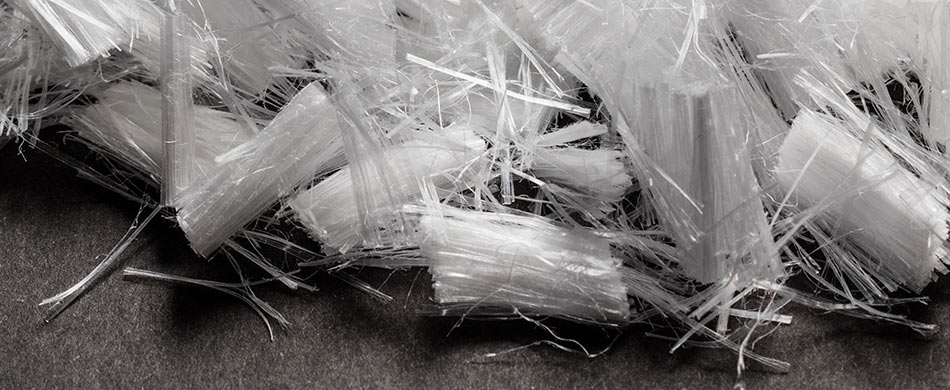 Fibrillated Fibres of polypropylene