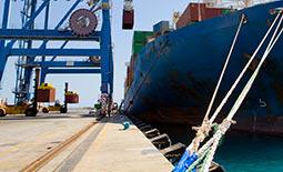Maritime concrete reinforcement - Danish Fibres