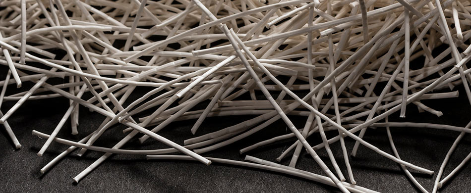 Macro Fibres of polypropylene